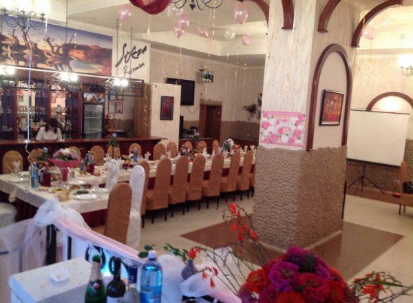 """Банкетный зал ресторана """"Streza"""""""
